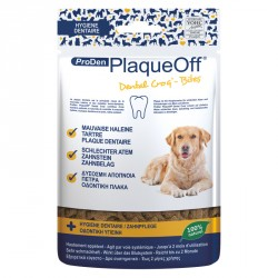 ProDen PlaqueOff Dental Croq' Medium & Large Dogs