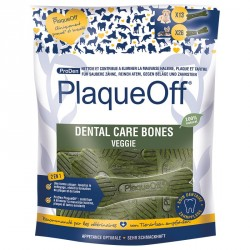 PlaqueOff Dental Care Bones Veggie